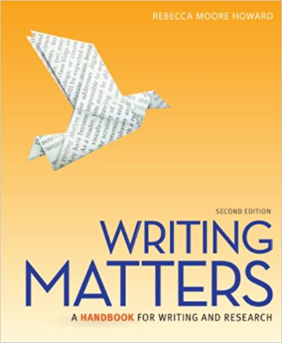 Writing matters tabbed spiral edition 2nd edition kindle writing matters tabbed spiral edition 2nd edition kindle edition by rebecca moore howard reference kindle ebooks amazon fandeluxe Images