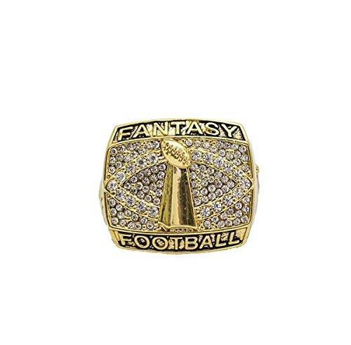 Fantasy Football Championship Ring - Gold