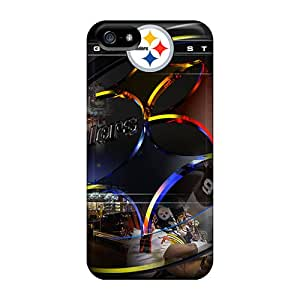 New Arrival Pittsburgh Steelers Mns3873jGtb Cases Covers/ 5/5s Iphone Cases