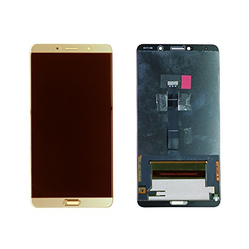 Swark 5.9'' IPS LCD Display Touch Digitizer Screen Glass Replacement for Huawei Mate 10 L09 L29 AL00 (Champagne Gold) by swark