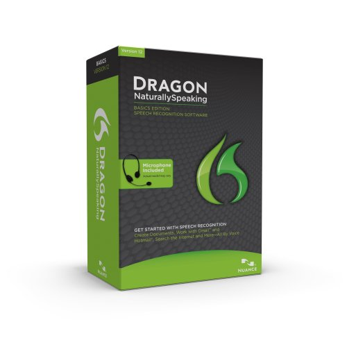 Dragon NaturallySpeaking Basics English Version product image