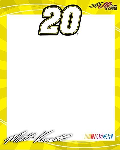 MATT KENSETH DRY ERASE BOARD-NASCAR #20 MATT KENSETH DRY ERASE BOARD-8