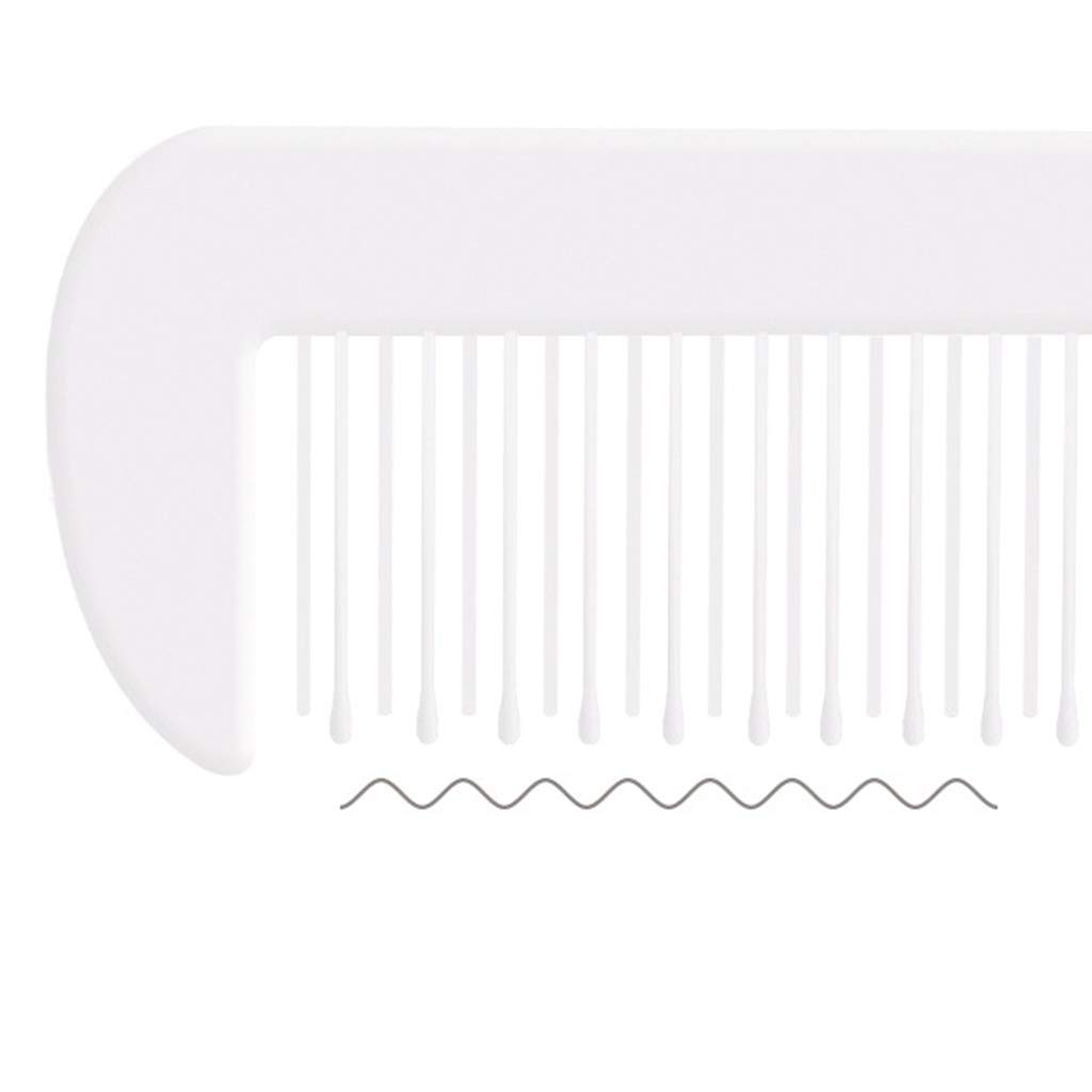 Masseur T/ête de Nouveau-n/é B/éb/é Fille Gar/çon Vert Peigne en Plastique PP Brosse a Cheveux en Laine Naturelle- Doux et Portable Manyo 2 pcs Ensemble de Brosse Cheveux B/éb/é