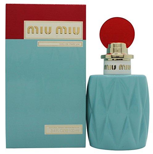 MIU MIU Eau de Parfum Spray for Women, 3.4 - Miu Miu Miu