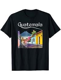 Guatemala Shirt Chapin Antigua Tikal Maya Mayan Art Guate