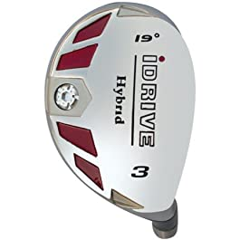 iDrive Hybrid Club Graphite RH