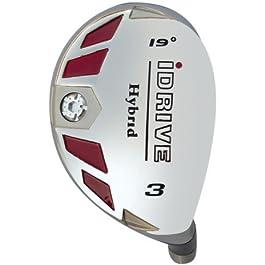 iDrive Hybrid Club Graphite RH