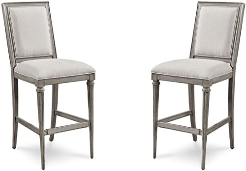Fine Amazon Com A R T Furniture Morrissey Blake Bar Stool Set Short Links Chair Design For Home Short Linksinfo