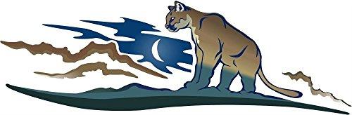 1 Keystone Cougar Rv Trailer Graphic Decal -65-2
