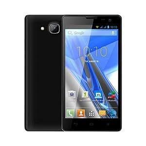 Phantom L1 5.0 Inch Unlocked Dual SIM 3G Phone with Dual-Core 1.3GHz Processor, Android 4.2.2 JB, 5MP Camera - Black