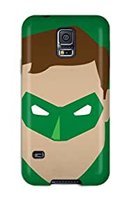 Galaxy S5 Case Cover Green Lantern Case - Eco-friendly Packaging