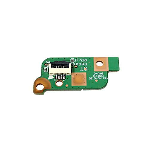 (GinTai Power Button Switch Board Replacement for HP Probook 450 G3 827035-001 DA0X63PB6F0 470 G3 Laptop DA0X63PB6F1)
