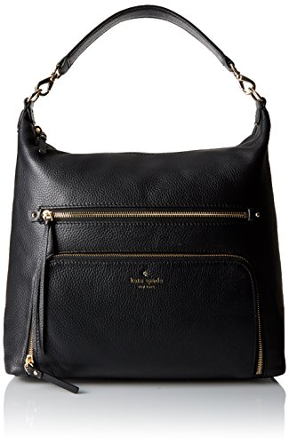 kate spade new york Cobble Hill Lizzie Shoulder Bag, Black, One Size by Kate Spade New York