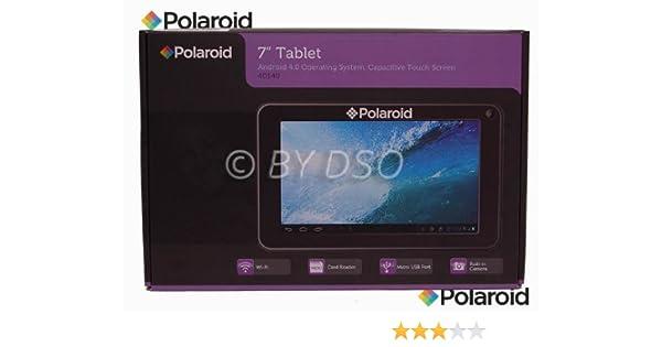 Polaroid 7 pulgadas Android Tablet Wi-Fi PC pol40140: Amazon.es: Electrónica