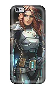 2938690K21121905 Scratch-free Phone Case For Iphone 6 Plus- Retail Packaging - Star Wars The Old Republic