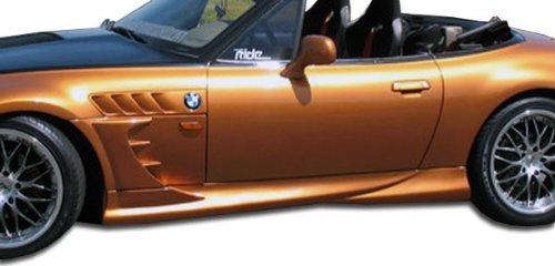 Duraflex ED-HRJ-335 Vader Side Skirts Rocker Panels - 4 Piece Body Kit - Compatible For BMW Z3 -