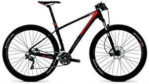 FOCUS Raven Bicicleta 29R, 7.0, 30-G, SLX, 42 cm, negro / blanco ...