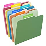 SIQUK 600 Pieces Sticky Tabs 2 Inch Page Marker Tab