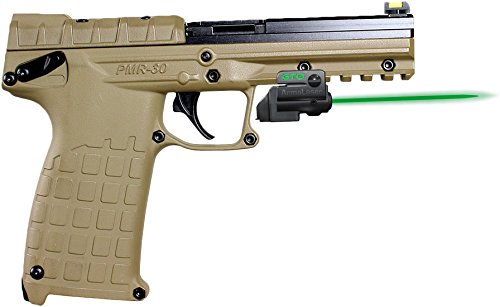 ArmaLaser Kel Tec PMR 30 GTO Green Laser Sight and FLX02 Grip Switch
