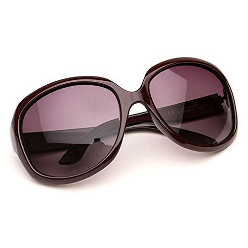65mm Clásicas polarizadas sol Black Color la Gafas Calle Moda UV400 de de Red Moda qtZHv