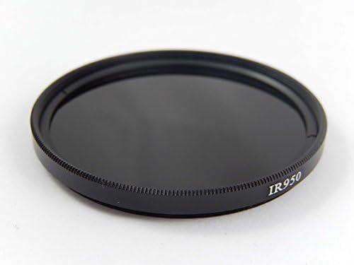 vhbw Universal Infrarot Filter 52mm 950nm für Kamera Canon EF 300mm 1:2.8L is II USM