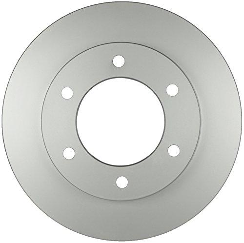 Isuzu Rodeo Rotor - Bosch 26010800 QuietCast Premium Disc Brake Rotor For Honda: 2002 Passport; Isuzu: 2002-2004 Axiom, 2002-2004 Rodeo, 2002-2003 Rodeo Sport; Front
