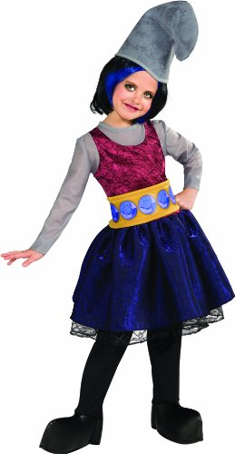 The Smurfs Movie 2 Vexy Costume, Large -