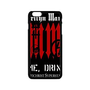 Marilyn MM Manson Eat Me Drink Me Custom Design Apple Iphone 6 4.7inches Hard Case Cover phone Cases Covers