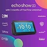 Echo Show 5 with 3 months of Amazon