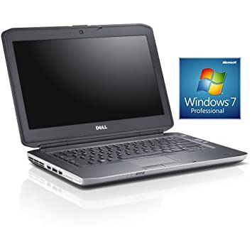 Dell Latitude E5430 Laptop, 3rd Gen Core i5-3340M, 2 7Ghz, 8GB DDR3, 320GB  HDD, 14 0