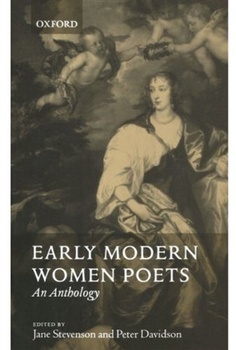 Early Modern Women Poets: An Anthology by Jane Stevenson