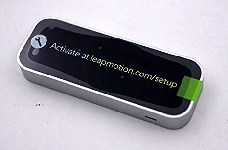 New Leap Motion Controller PC & Mac Real 3D interaction with