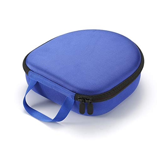 Hard Case for Sony WH-CH700N Wireless Noise Cancelling Headphones, Travel Carrying Storage Bag - Blue