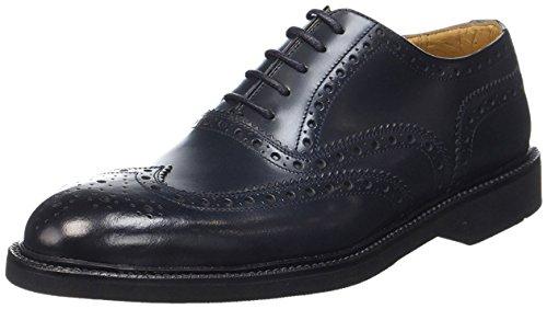 CAMPANILE Zapatos Oxford  Azul EU 44