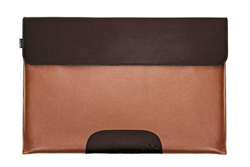 SILEO 13-13.3 Inch Premium Laptop Sleeve ARTHUR for Macbo...