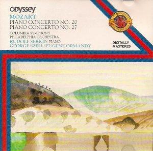 Piano Concerti 20 & 27