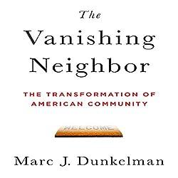 The Vanishing Neighbor