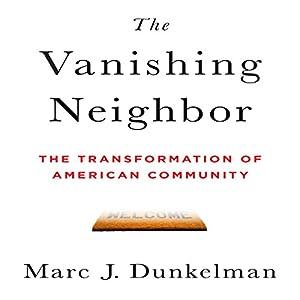 The Vanishing Neighbor Audiobook