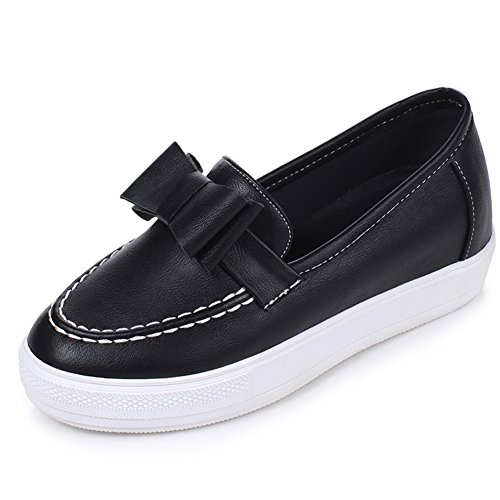 Colegio viento zapatos profunda/Los arcos en el aumento de zapatos de altura/Zapatos del estudiante A