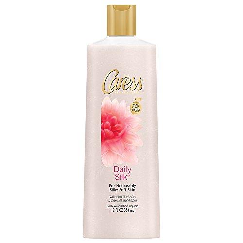 hite Peach & Silky Orange Blossom, Silkening Body Wash, 12 Oz (Pack of 2) ()