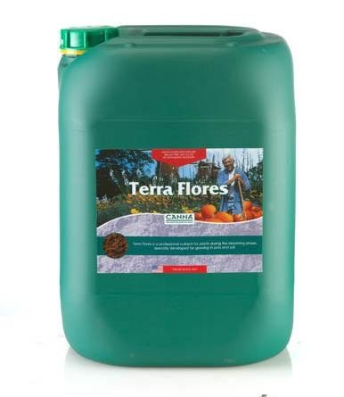 Canna Terra Flores 20 Liters by CANNA