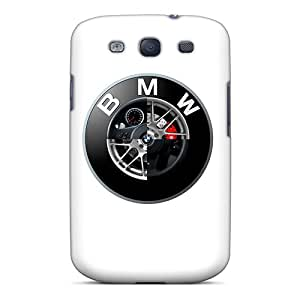 Special DAMillers Skin Case Cover For Galaxy S3, Popular Bmw Logo Phone Case