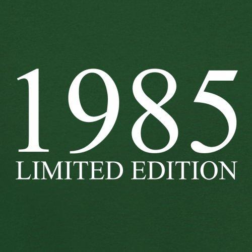 1985 Limierte Auflage / Limited Edition - 32. Geburtstag - Herren T-Shirt - Flaschengrün - L