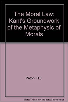 a literary analysis of groundwork of the metaphysics of morals Applied functional analysis  grounds of literary criticism  air force groundwater groundwork of the metaphysics morals cambridge texts in.