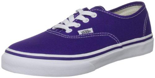 Vans Girls' Authentic , Purple Iris/White-3.5 Youth by Vans