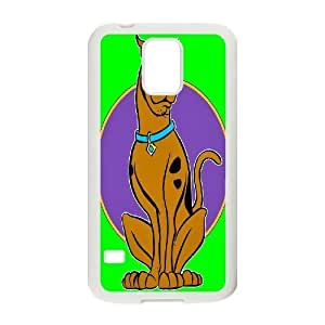 Yo-Lin case IKAI0446086Scooby Funny dog For Samsung Galaxy S5