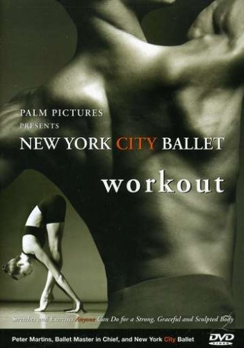 New York City Ballet Workout by Palm Pictures / Umvd (New York Ballet Workout Dvd compare prices)
