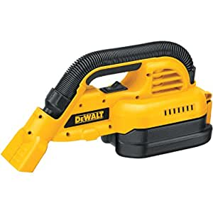 DEWALT DC515B Bare-Tool 18-Volt Cordless 1/2 Gallon Wet/Dry Portable Vacuum, Tool Only, No Battery