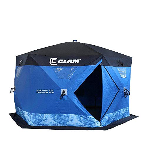 Clam Escape Ice Thermal FLR - Shelter Fishing Clam Ice