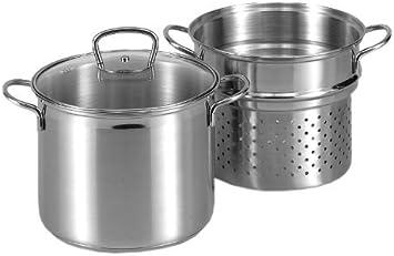 Karl Kruger Stainless Steel Bowl Silver 24 cm